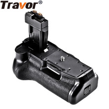 Travor Skilled Battery Grip For Canon EOS 550D 600D Insurgent T2i T3i T5i T4i DSLR Cameras as BG-E8 BGE8