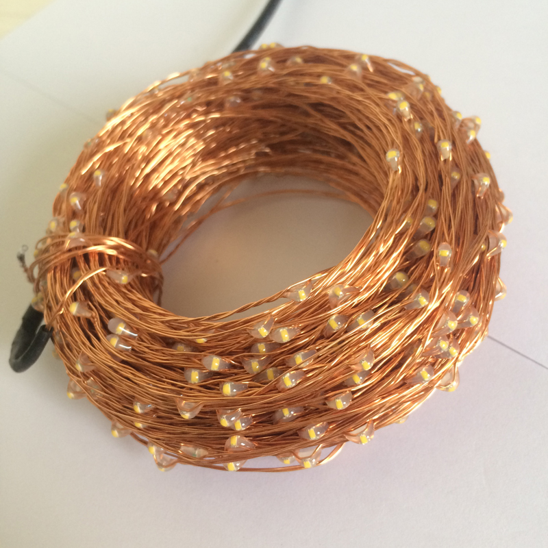remote dimmer 30m 300 led lights copper wire string light outdoor fairy lamp for garden wedding - Christmas Light Dimmer