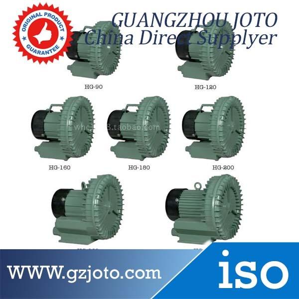 цена на 45M3/H Air Blower Vacuum Electric Cast Aluminum Vortex Air blower HG-300
