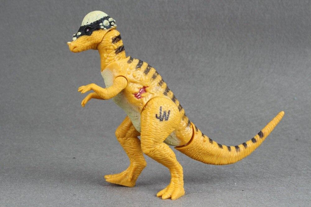 Jurassic World Bashers & Biters Pachycephalosaurus Figure Loose figure Kids ToysJurassic World Bashers & Biters Pachycephalosaurus Figure Loose figure Kids Toys