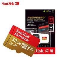 Sandisk extreme plus a2 micro cartão sd 256 gb 32 gb cartão de memória 64 gb micro sd 128 gb class10 tf cartão 400gb 160 m/s