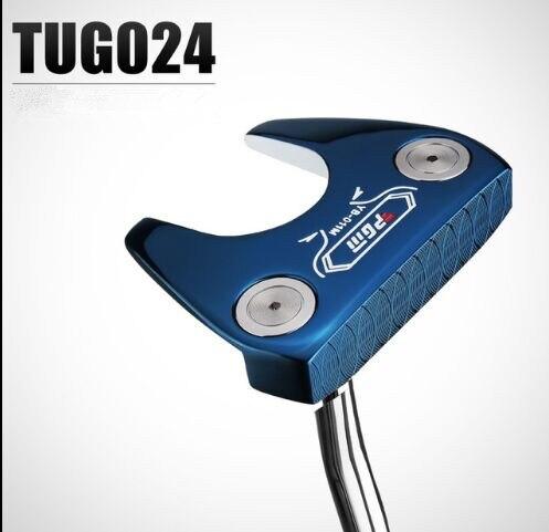 Dernière PGM Golf Club Putter intégration de CNC en acier inoxydable arbre Golf équipement de Traning hommes femmes Golf Putter fers de conduite