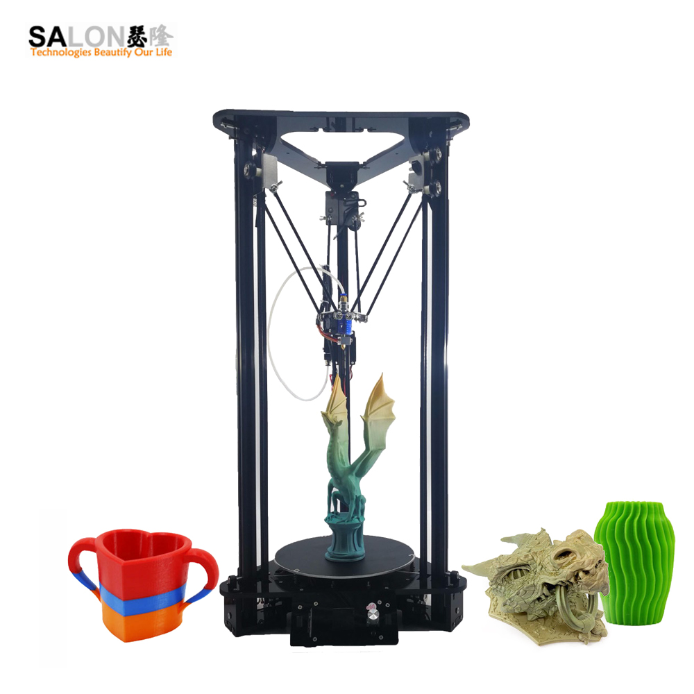 Sinis T1 Auto Feeding Aluminum 3d Printer Machine 1 44 LCD Screen Multi Language Impressora 3d