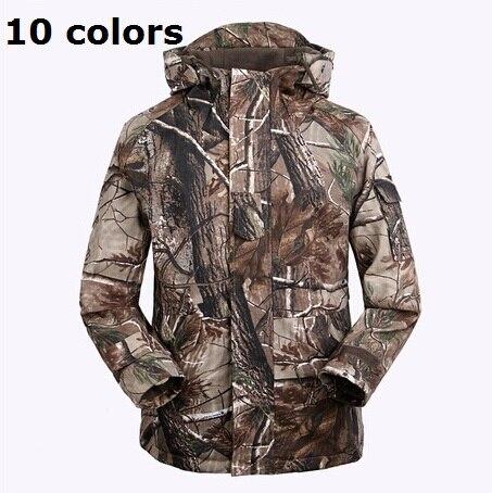 10 colores G8 Militar hoja camuflaje Chaquetas invierno térmica o ...