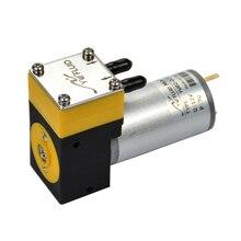 AIYIMA DC 12V 50Kpa DC micro vacuum pump Pumping air pump Air sampling liquid pump free shipping