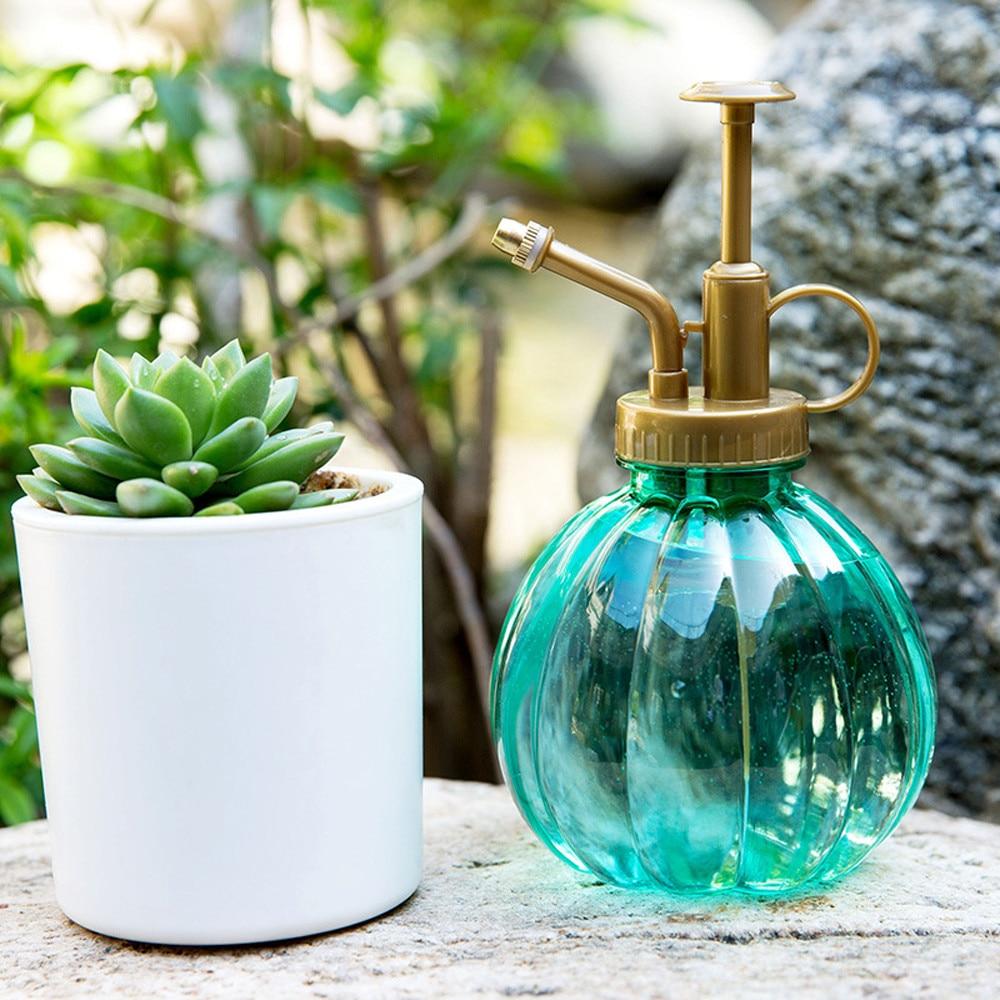 HTB1iVFgyfiSBuNkSnhJq6zDcpXa6 350ML Plant Flower Watering Pot Spray Bottle Garden Mister Sprayer Hairdressing Planting Kettle for Garden Flower Plant лейка дл