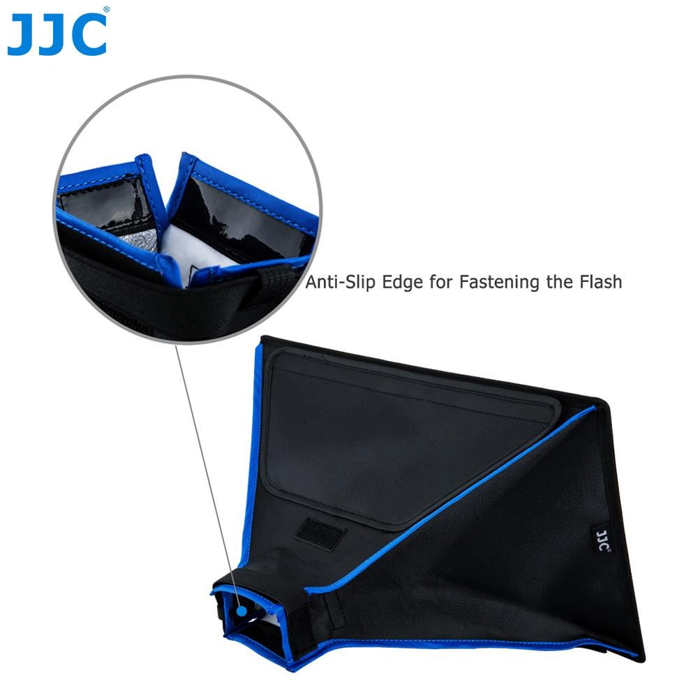 JJC RSB-L Universal RSB Series Portable Rectangle SoftBox For Most Flash Units 330 x 205mm