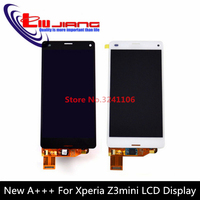 XIANHUAN Original Quality LCD Display Glass Panel For Sony Xperia Z3 Mini D5803 D5833 Adhesive Tape