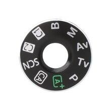 カメラ機能ダイヤルモードインタフェースキャップボタンの修理部品キヤノンeos 6D新