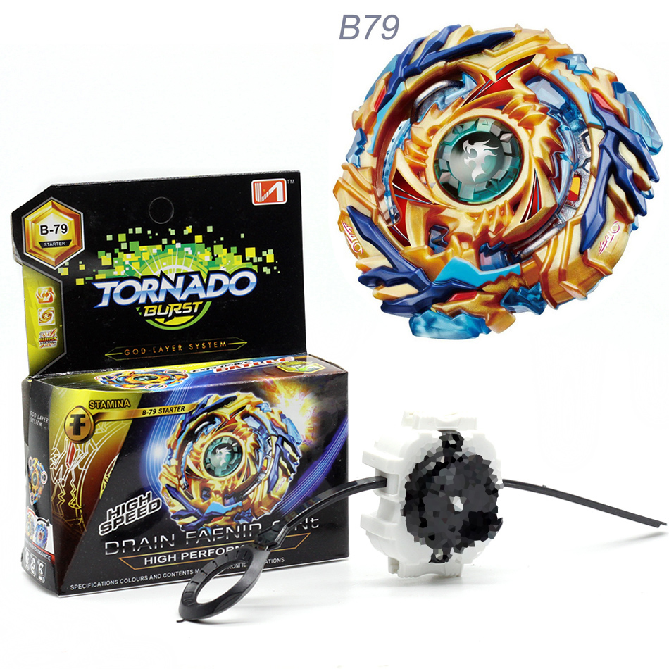 18 Styles Metal Beyblade Burst Starter Zeno Excalibur B-48 B-66 B-34 B-35 B-41 With Launcher And Retail Box Gifts For Kids ...