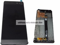 6 0 LCD Display Touch Screen Digitizer Frame Assembly For Sony Xperia XA Ultra F3211 F3213