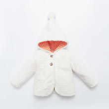 Girls Warm Jackets&Coat 2016 winter jacket with hood for baby girl Children cotton outwear Brand kids clothing Girls thick coats