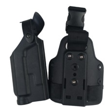 Military Light gun Holster Safariland Combat colt 1911 holster Adjustable Airsoft Pistol Gun Leg Tactical Gear fitting