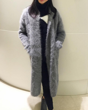 Sweater Mink Long Mink