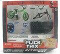 NUEVA Finger Flick Trix Bmx Bike Deluxe Paquete Intensa FT bikeshop Aleación modelo de bicicletas Mini juguete para niño