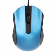 Hot Sale Brand 3D Optical USB Wired Mouse Mice 1600 DPI Ergonomic Professional Gaming Mouse Mouse Gamer For PC Laptop Computer
