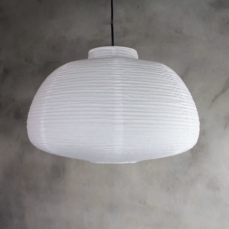Morden Simple Ball Thinness Pendant Lights Dining Room Pendant Lamps ECO Friendly Material Folding Paper Lamps for Decor Kitchen in Pendant Lights from Lights Lighting