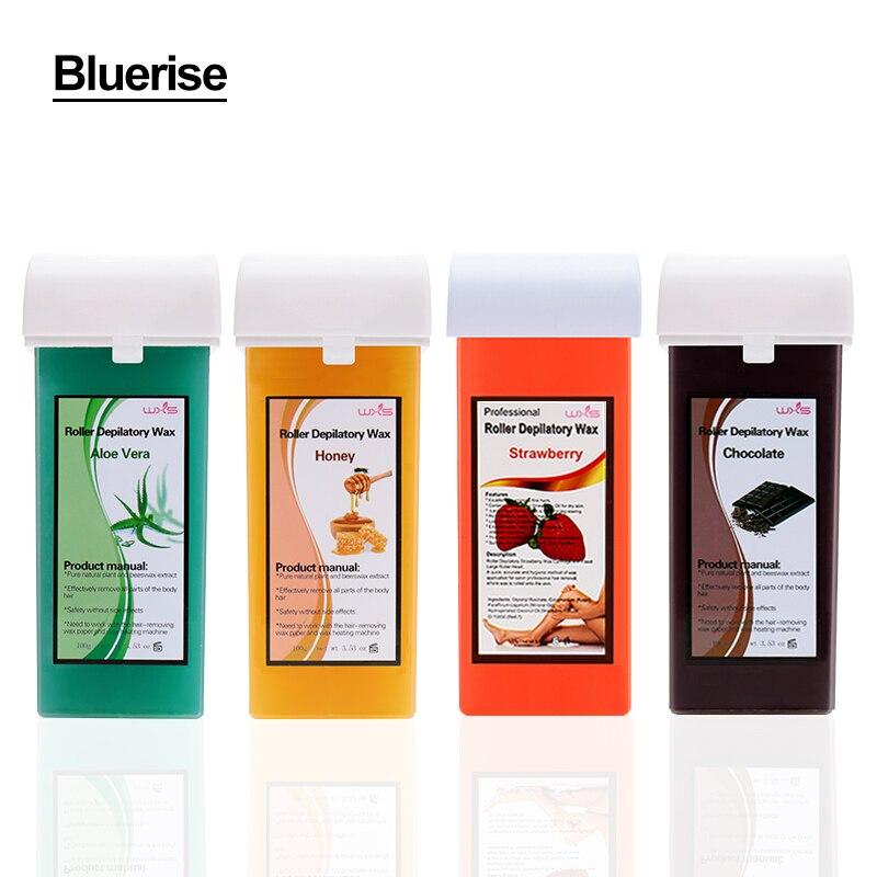 1PCS Depilatory Wax Epilator 4 Taste Depilatory Waxing Creams