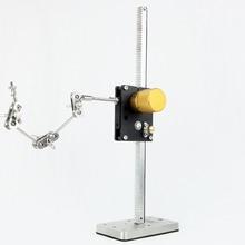 Equipo de bobinado lineal para WR 300, sistema de soporte de caracteres de armadura para detener el movimiento, animación, envío gratuito por DHL
