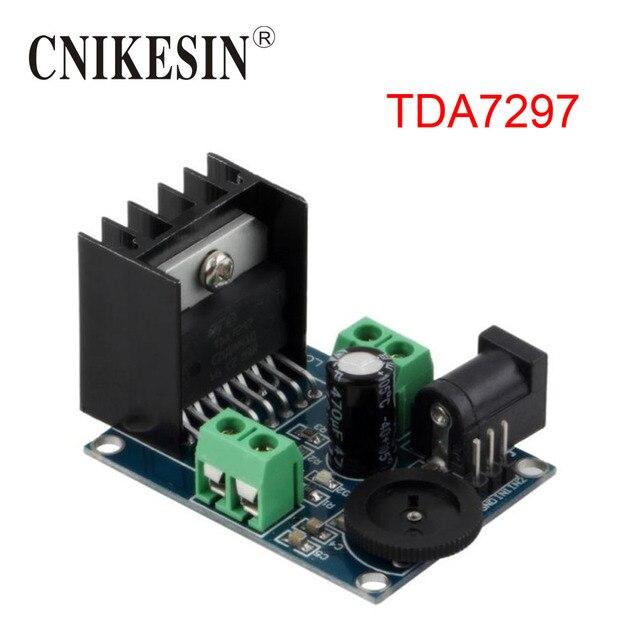 cnikesin tda7297 amplifier board spare parts dc 12v grade 2 0 dual