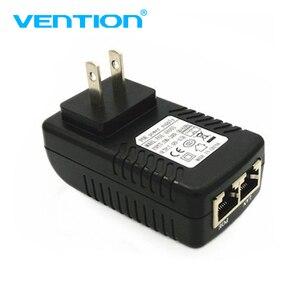 Image 3 - Hot Cctv 48V/24V 0.5A POE Wall Plug Poe Injector Ethernet Adapter Converter Ip Camera POE Phone Power Supply US Eu Plug DropShip