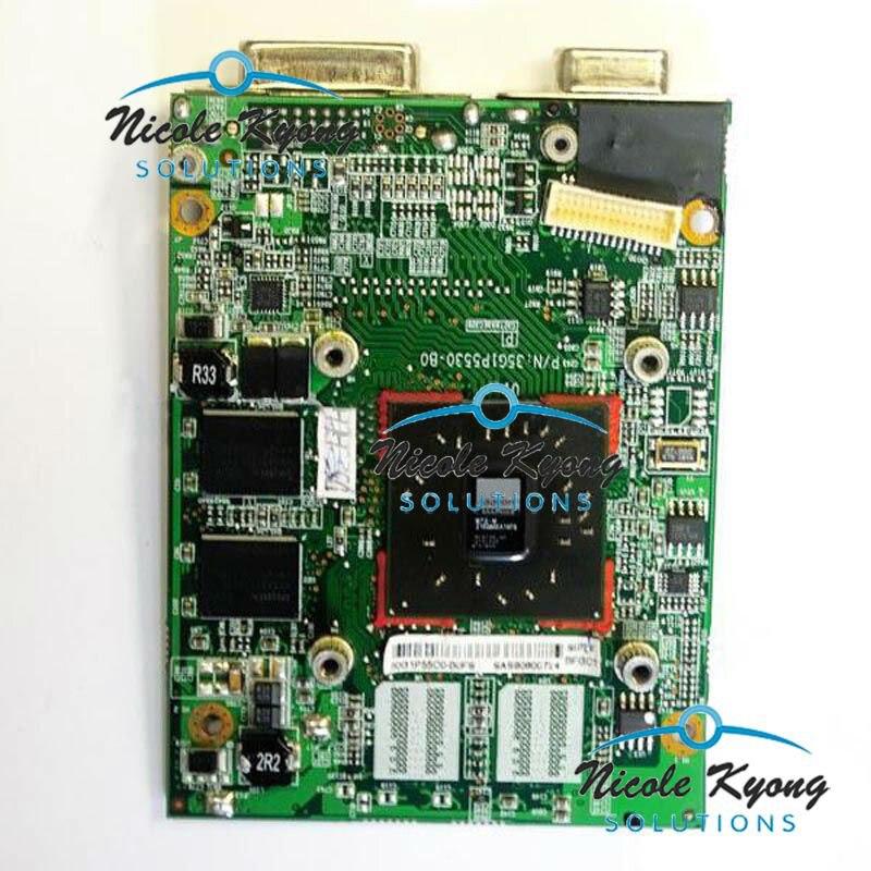 P55imx 35g1p5530-b0 hd2400 M72 256 м DDR2 Графика видео карты для xi2550 xi2528 xi2428 PI2540 PI2530 PI2550 не может заменить 8600 м