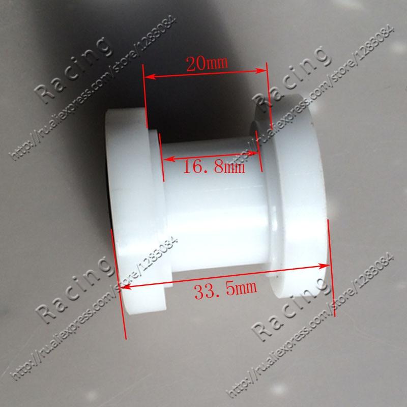 Белый ролик цепи для мотоцикла 8 мм натяжитель шкива для 140cc 160cc SDG Pitster велосипеды для грязи