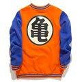 Dragon Ball Z Master Stars Piece MSP Super Saiyan hero Unisex cosplay Jack costume hoodie coat jacket uniform