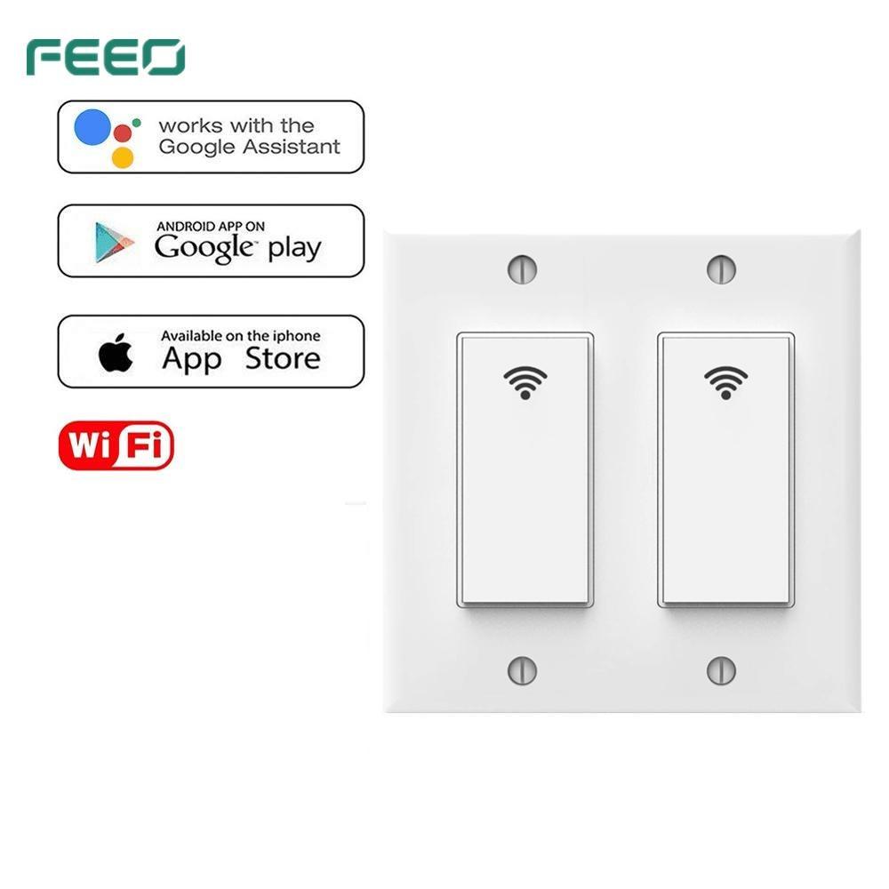 Worldwide delivery wifi smart switch ifttt in Adapter Of NaBaRa