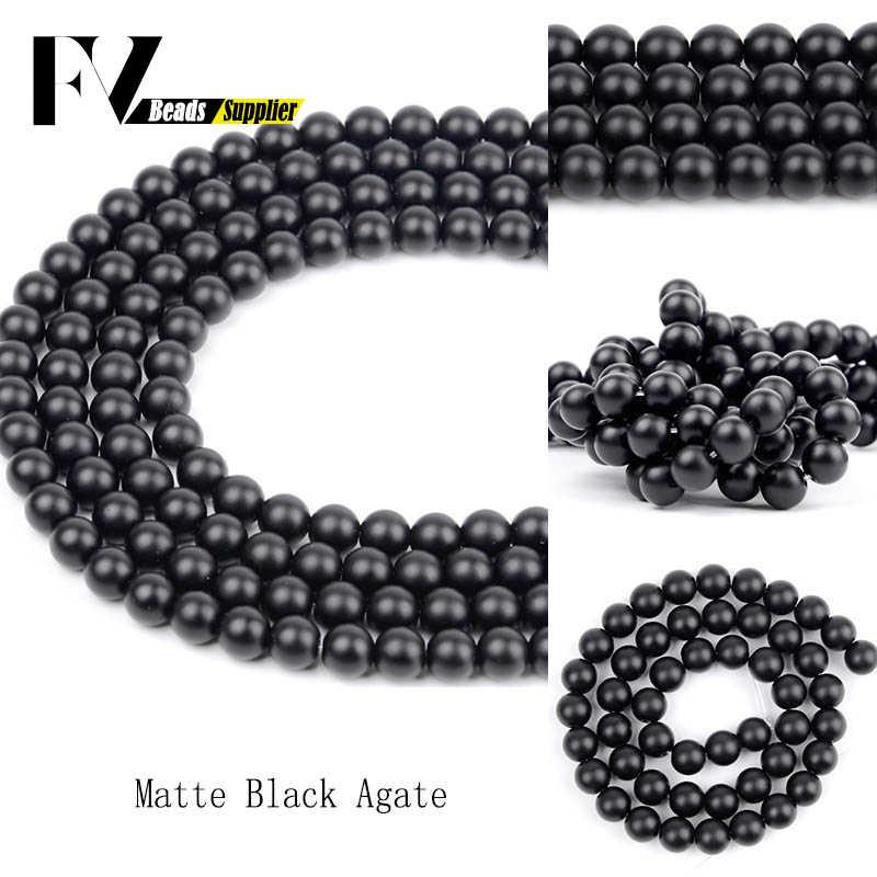 Natürliche Stein Perlen Zubehör 4mm-12mm Amazonit Granat Flourite Lava Stein Perlen Für Schmuck Machen Frauen Armbänder halsketten