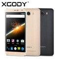 Xgody Y15 6 Дюймов Android 5.1 Quad Core Мобильный Телефон ОПЕРАТИВНОЙ ПАМЯТИ 512 МБ ROM 8 ГБ С 8.0MP Камера GSM Celular 3 Г WCDMA Смарт телефон