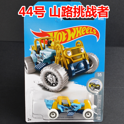 New Arrivals 2017 Hot Wheels Mountan Mauler talladega Metal Diecast Cars Collection Kids Toys Vehicle For