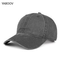 Модные головные уборы уличные кепки s Регулируемая хлопок Дальнобойщик Snapback бейсболка шляпа для женщин