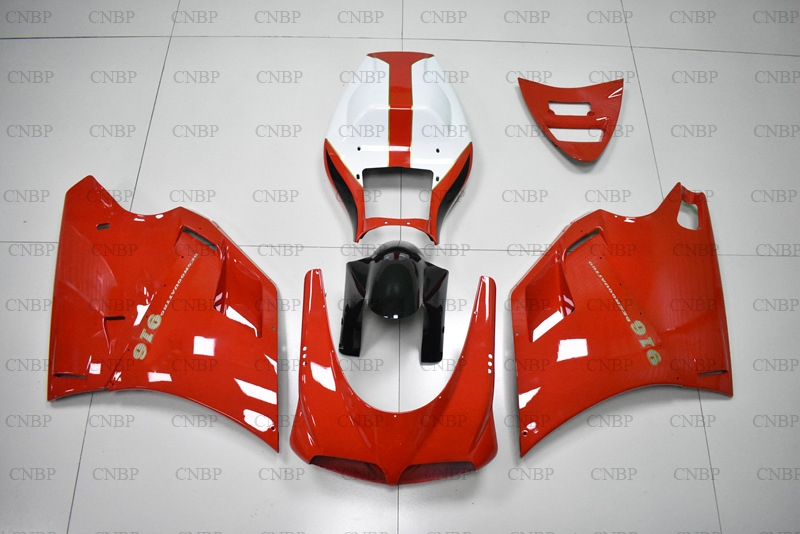 Bodywork Panel Upper Half Fairing Low Belly Pan Fit For Ducati 748 916 996 998