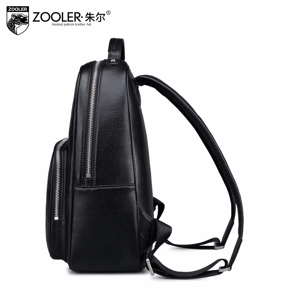 Genuine Leather Backpack For Men | Crazy Backpacks