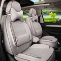 Автомобиль Охватывает Пользовательские Пригодный для Honda CR-V 2015/2016 Местный Автомобиль Белье Автомобильные Чехлы & Поддержка Черный Автокресла подушки безопасности