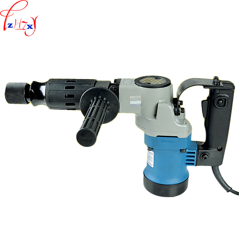 1PC Multi function Hand Held Electric Pick Z1G FF 6 Electric Pick Machine Chipping Away The Wall Grooves 220V 900W