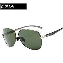 Pilot Sunglasses Men Classic Design Solar Spectacle with TAC Polarized Lenses UV400 EXIA OPTICAL KD-8088 Series