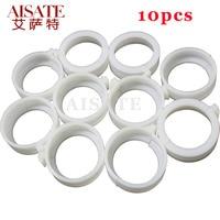 10pcs Front Snap Ring Air Pneumatic Suspension Repair Kits For Mercedes W164 W251 Car Air Shock Buckle Ring 1643200425
