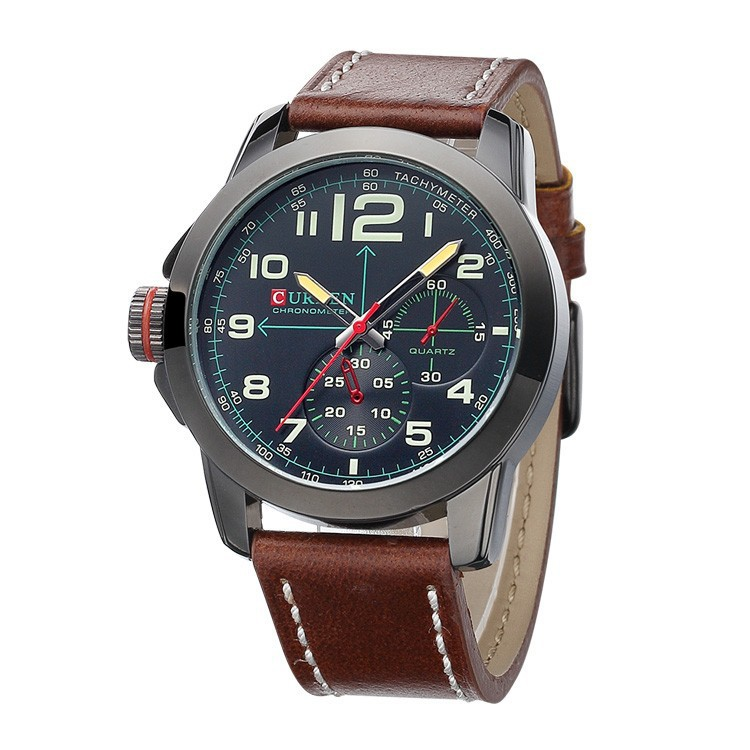 aliexpress com buy curren genuine 2016 new watches men military aliexpress com buy curren genuine 2016 new watches men military watch fashion business watch man leather strap casual wristwatches relogio from reliable