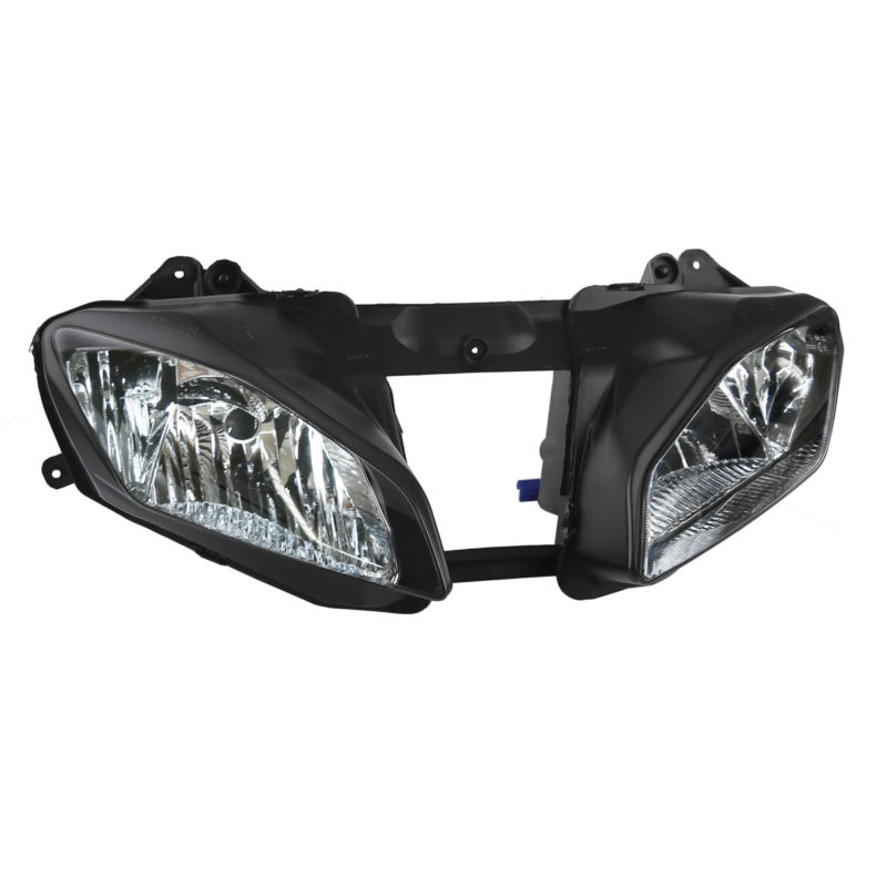 Premium Quality Headlight assembly  for Yamaha YZF-R1 2009-2011 09 10 11 Clear