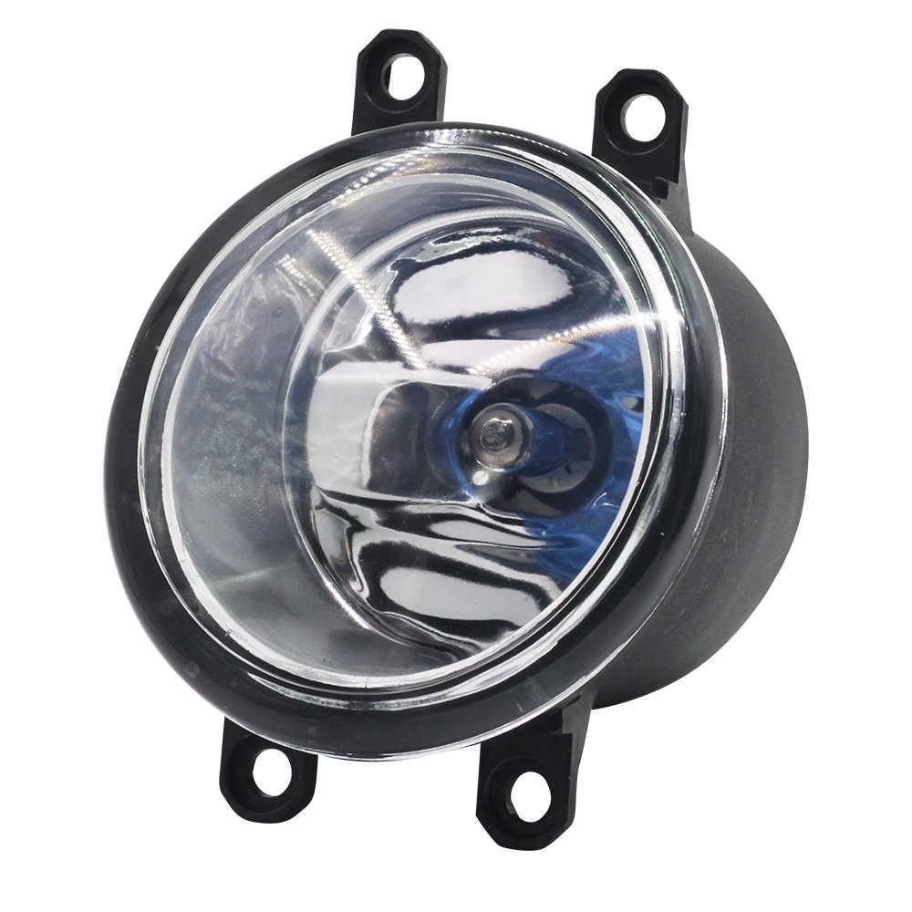 Cawanerl Untuk 2011-2014 Lexus CT200h 2 Pieces 100 W H11 Mobil cahaya Halogen Kabut Cahaya Daytime Running Lampu DRL Styling Tinggi daya