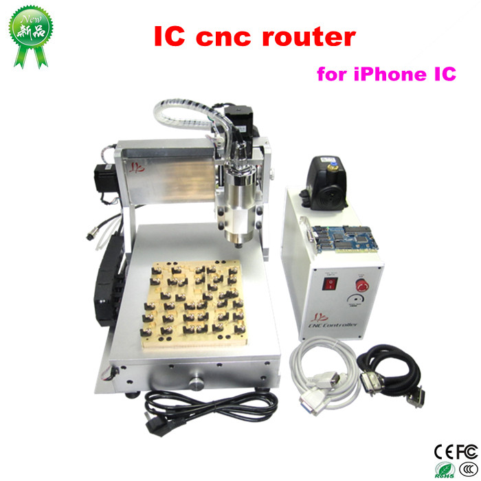 LY 3020 8 in 1 IC CNC router For iPhone IC Repair powers master handbook of ic circuits paper on ly