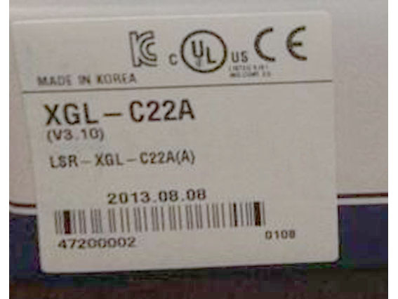XGL-C22A PLC RS232C Communication module new original 1756 eweb plc 100 mbps communication rate controlnet communication module