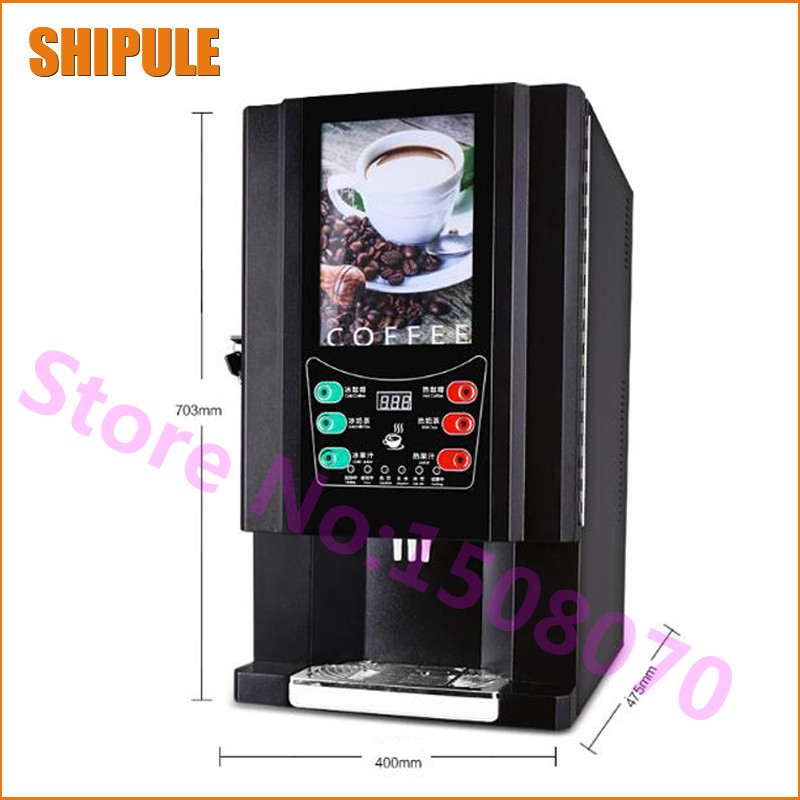 SHIPULE Coffee Shop Professional Commercial Instant Coffee Machine Industrial Italian Coffee Machines Price