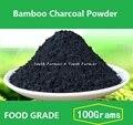 2017 Nueva Venta Superior Activa Ted Polvo de Carbón de Bambú 100 gramps