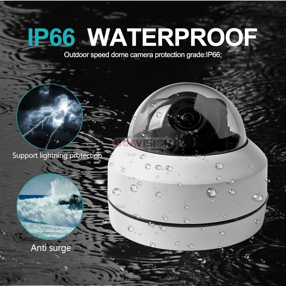 04 Mini PTZ IP Camera