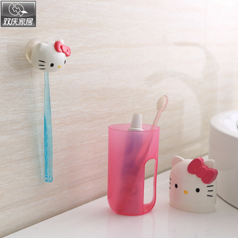 Hot Sale Cute Minion Cartoon Fashion Bathroom Accessories
