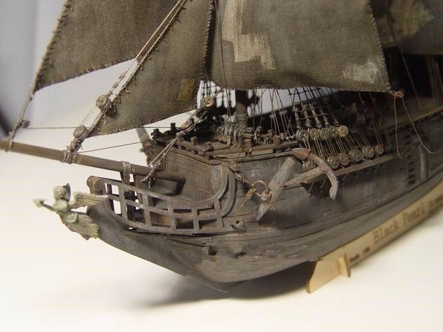Cut Model Diy boat
