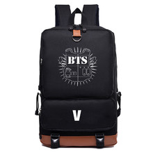 BTS All Members Name Backpack